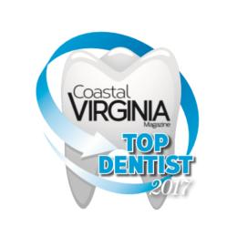 Coastal Virginia Magazine Top Dentist